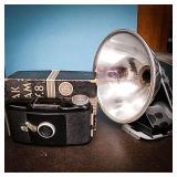 Kodak bantam 5.8 in original box and a Kodak