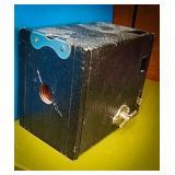 No O Brownie camera reflex model a patent in 1903