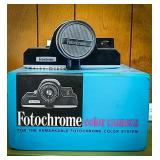 Fotochrome fotocolor color system