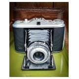Agfa isolette german-made collapsible camera with