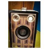 Six 16 brownie Junior camera
