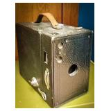 Kodak number two a brownie box camera that takes