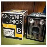 Kodak Brownie Junior six-20 from Eastman Kodak