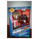 Hasbro GI Joe Hall of Fame dress Marine gung-ho