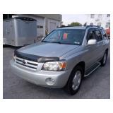 2007 Toyota Highlander 100,800 miles