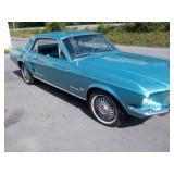 better pics of 1967 Mustang