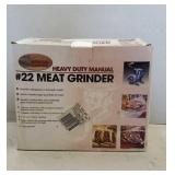Heavy Duty Manual Meat Grinder
