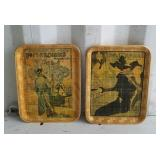 Collectible Trays