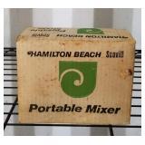 Hamilton Beach Portable Mixer
