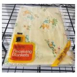 New Receiving Blankets