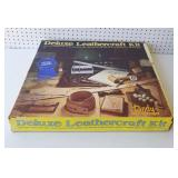 Deluxe Leathercraft Kit