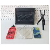 Keyboard, Cases, Holder