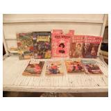 2 MARVEL COMICS, PAPERBACK WESTERN BOOKS