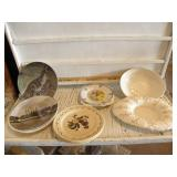COLLECTOR PLATES AND DISHES