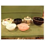 STONEWARE BOWL, CHILDS BOWLS, DISHES