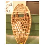 PAIR OF SNOW SHOES , NEVER USED