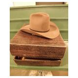 BAILEY REGAL HAT, NEW SIZE 7 1/8