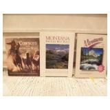 MONTANA BOOKS, COWBOYS OF THE AMERICA WEST