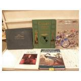 ATLAS BOOKS, HARLEY DAVIDSON, BIRDS