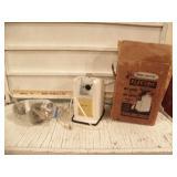 ELECTRIC MEAT GRINDER & CHOPPER