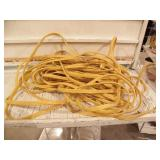 LARGE YELLOW EXTENSION CORD