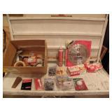 BOX OF MISC HARDWARE