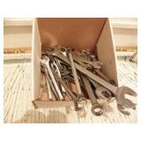 SEVERAL MISC WRENCHES, CRAFTSMAN, PROTO, OTHERS