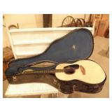 APPLAUSE MODEL # AA24-4 GUITAR IN CASE