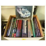AUTO REPAIR BOOKS