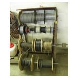 WIRE SPOOL HOLDER