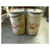 MT FLOUR CONTAINERS