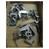 SMALL CLAMPS