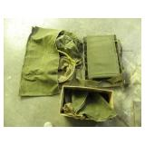 MILITARY PACKS AND BAGS