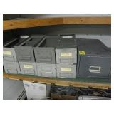 SMALL FILE CABINET, 8 DRAWERS