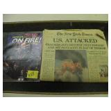 9/11 NEW YORK TIMES PAPER