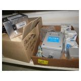 PROTECTED OUTLETS, VOLTAGE SURGE PROTECTOR, SINGEL