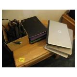 6 HP LAPTOPS ALL WITH CHARGERS