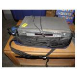 SONY DVD PLAYER, HP COMPUTER BAG
