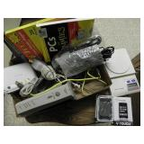 ROUTERS, BOOKS, IPOD, V-TOUCH NIB