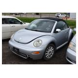2004 VW NEW BEETLE