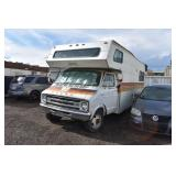 1990 DODGE HONEY RV