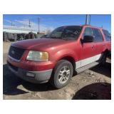 2003 FORD EXPEDITION / BILL OF SALE ONLY