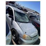2001 HONDA CIVIC / BILL OF SALE ONLY