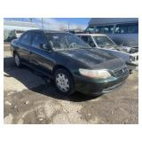 2000 HONDA ACCORD / BILL OF SALE ONLY