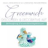 GREENWICH DISCOVERY & DECORATIVE ARTS ONLINE AUCTION