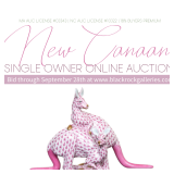NEW CANAAN, CT SINGLE OWNER ONLINE AUCTION