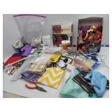 Large Lot of assorted Craft Supplies