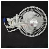 Clamp-On Fan