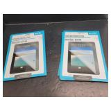 New 8 Glossy & 8 Matte IPad Screen Protectors