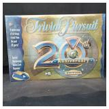 20th Anniversary Edition Trivial Pursuit Game